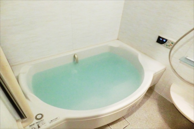 石油給湯器の故障を防ぐために注意したい入浴剤の使用方法